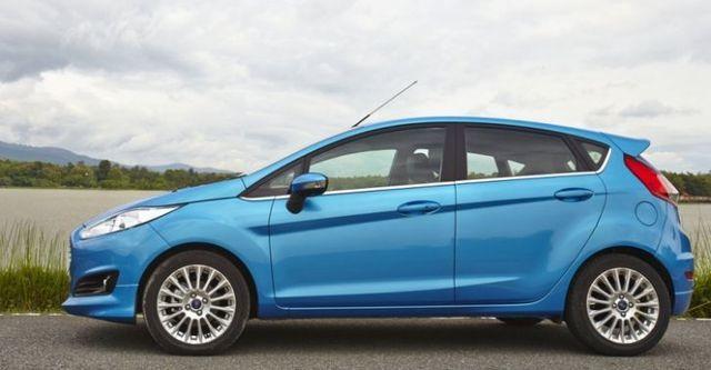 2016 Ford Fiesta 1.0 EcoBoost運動型  第3張相片