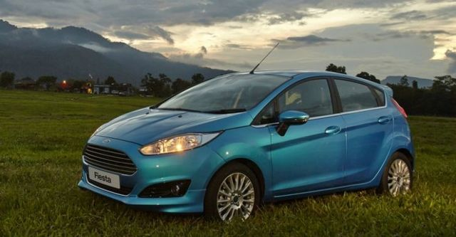 2016 Ford Fiesta 1.0 EcoBoost運動型  第4張相片