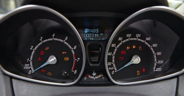 2016 Ford Fiesta 1.0 EcoBoost運動型  第9張相片
