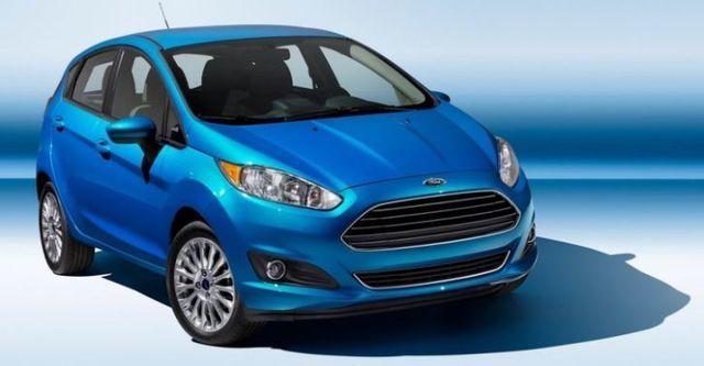 2016 Ford Fiesta 1.5時尚型  第1張相片