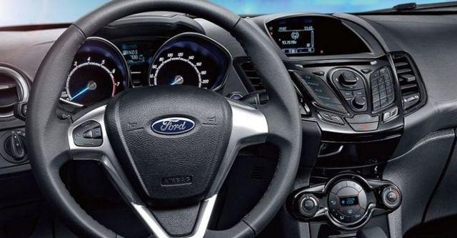 2016 Ford Fiesta 1.5時尚型  第9張相片