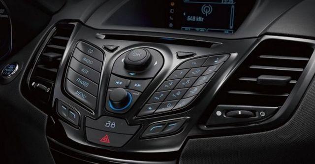 2016 Ford Fiesta 1.5時尚型  第10張相片