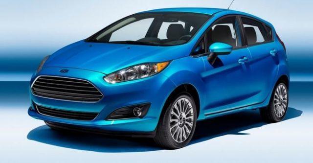 2016 Ford Fiesta 1.5雅緻型  第1張相片