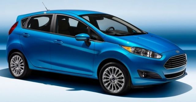 2016 Ford Fiesta 1.5雅緻型  第3張相片