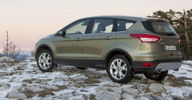 2016 Ford Kuga 1.5雅緻型  第2張相片