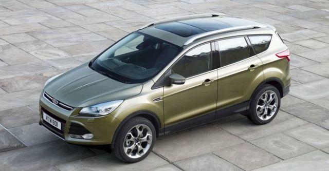 2016 Ford Kuga 2.0時尚經典型  第3張相片