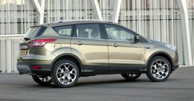 2016 Ford Kuga 2.0時尚經典型  第4張相片