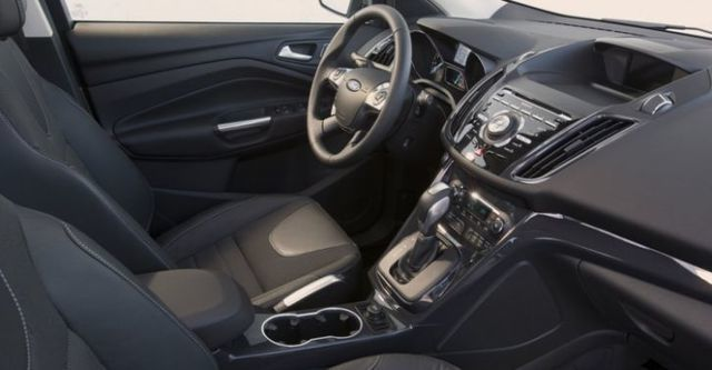 2016 Ford Kuga 2.0時尚經典型  第9張相片