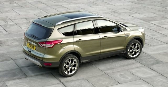 2016 Ford Kuga 2.0柴油時尚經典型  第3張相片