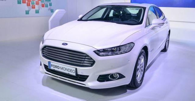 2016 Ford Mondeo 2.0 Hybrid  第1張相片