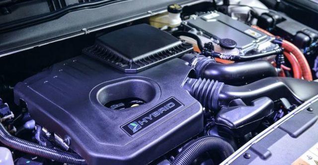 2016 Ford Mondeo 2.0 Hybrid  第7張相片