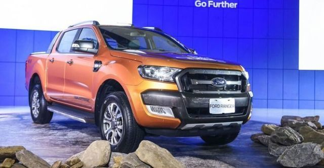 2016 Ford Ranger 3,2 Wildtrak  第1張相片