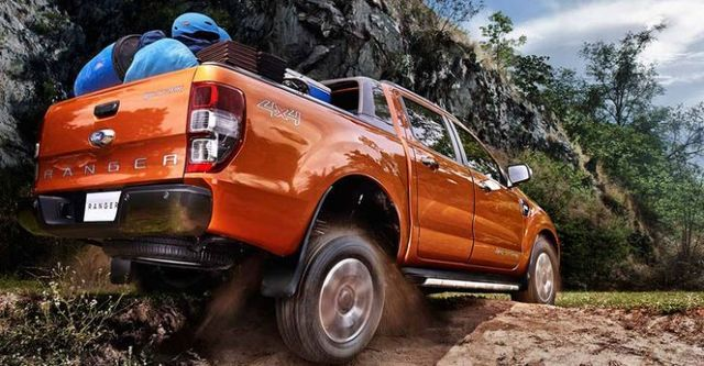 2016 Ford Ranger 3,2 Wildtrak  第2張相片