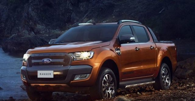 2016 Ford Ranger 3,2 Wildtrak  第3張相片