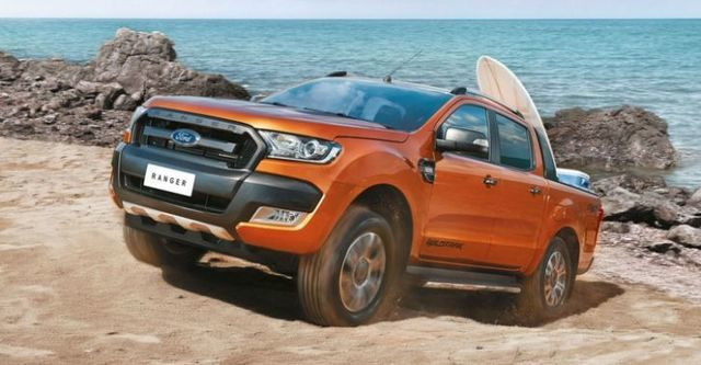 2016 Ford Ranger 3,2 Wildtrak  第4張相片
