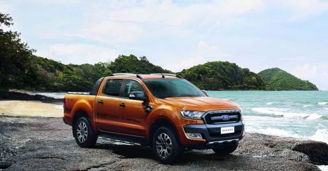 2016 Ford Ranger 3,2 Wildtrak  第6張相片