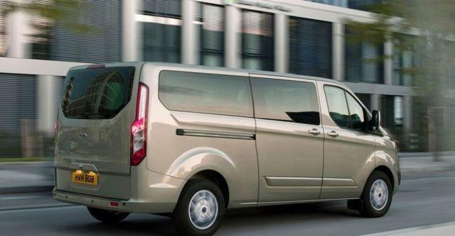 2016 Ford Tourneo Custom 尊爵型(選配後座獨立空調)  第2張相片