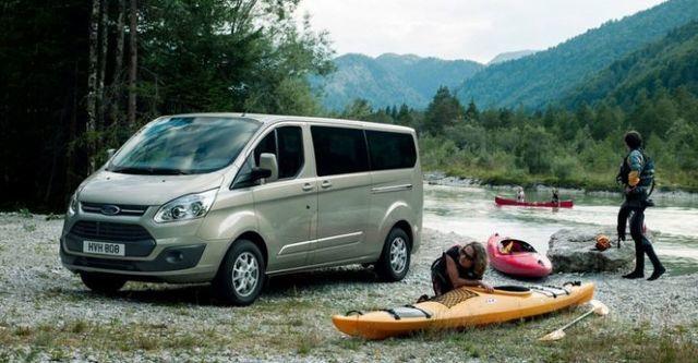 2016 Ford Tourneo Custom 尊爵型(選配後座獨立空調)  第4張相片