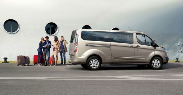 2016 Ford Tourneo Custom 尊爵型(選配後座獨立空調)  第5張相片