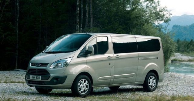 2016 Ford Tourneo Custom 豪華型  第1張相片