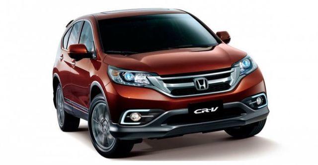 2016 Honda CR-V 2.0 VTi  第1張相片