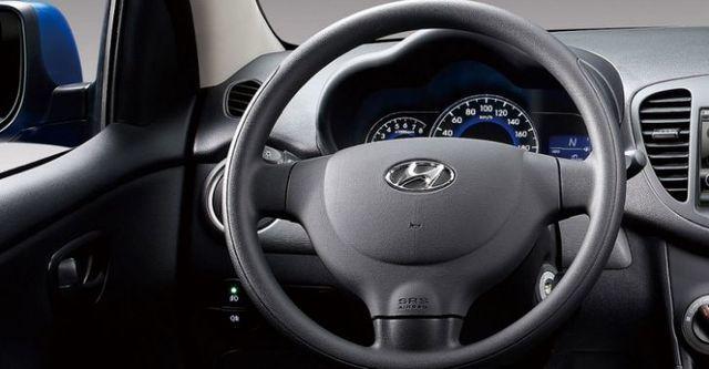 2016 Hyundai i10 手排旗艦款  第7張相片