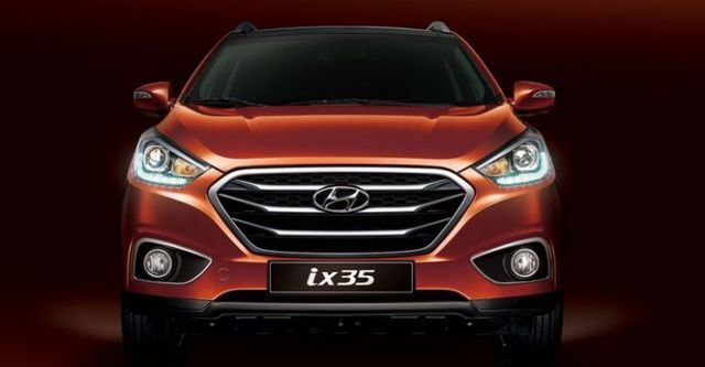 2016 Hyundai ix35 柴油2.0旗艦2WD  第1張相片