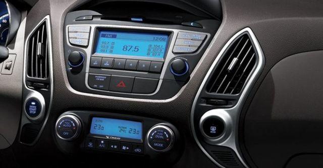 2016 Hyundai ix35 柴油2.0旗艦2WD  第9張相片
