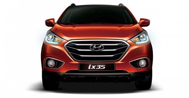 2016 Hyundai ix35 柴油2.0旗艦4WD  第2張相片