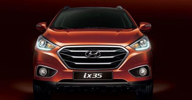 2016 Hyundai ix35 柴油2.0豪華  第1張相片