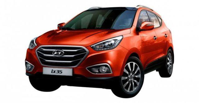 2016 Hyundai ix35 汽油2.0尊貴  第1張相片