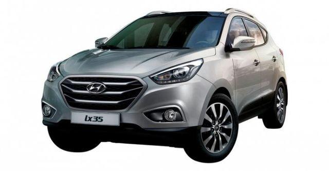 2016 Hyundai ix35 汽油2.0豪華  第1張相片