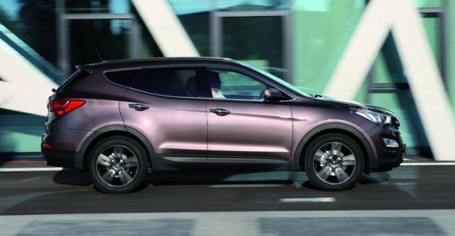 2016 Hyundai Santa Fe 2.2貴族款  第3張相片