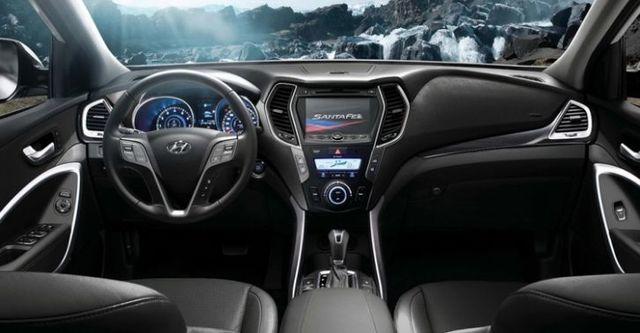 2016 Hyundai Santa Fe 2.2貴族款  第6張相片
