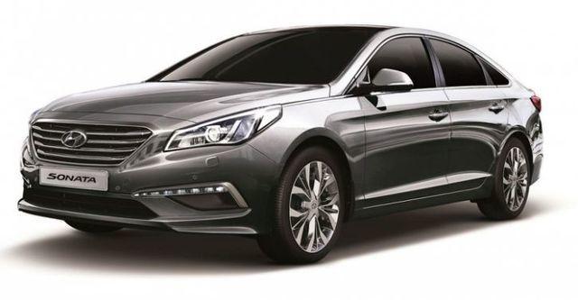 2016 Hyundai Sonata 2.4旗艦款  第3張相片