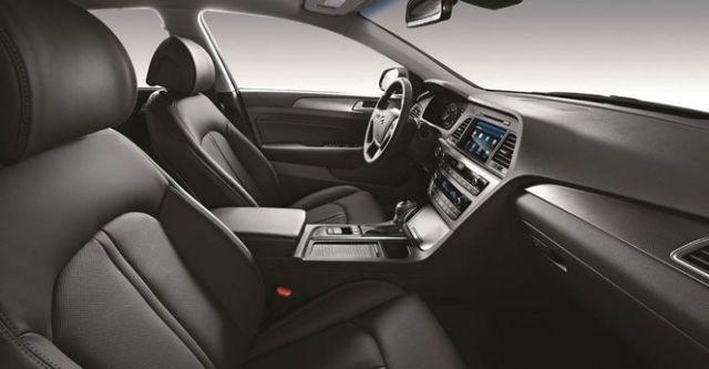 2016 Hyundai Sonata 2.4旗艦款  第7張相片