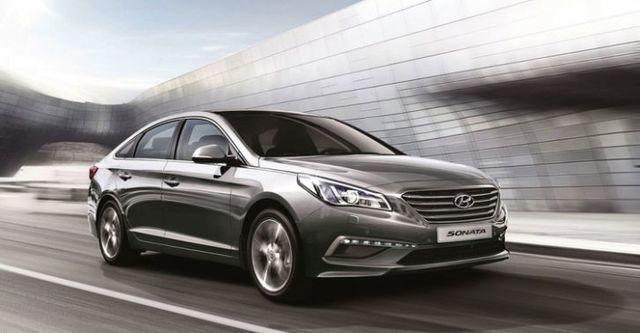 2016 Hyundai Sonata 2.4豪華款  第2張相片