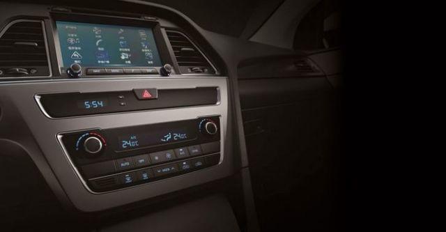 2016 Hyundai Sonata 2.4豪華款  第6張相片