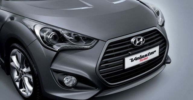 2016 Hyundai Veloster 1.6 Turbo旗艦款  第2張相片