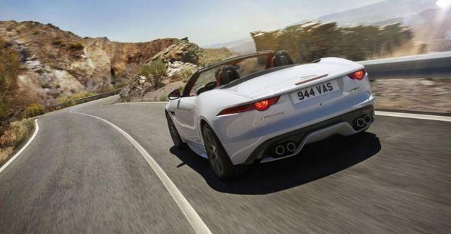 2016 Jaguar F-Type R 5.0 V8  第4張相片