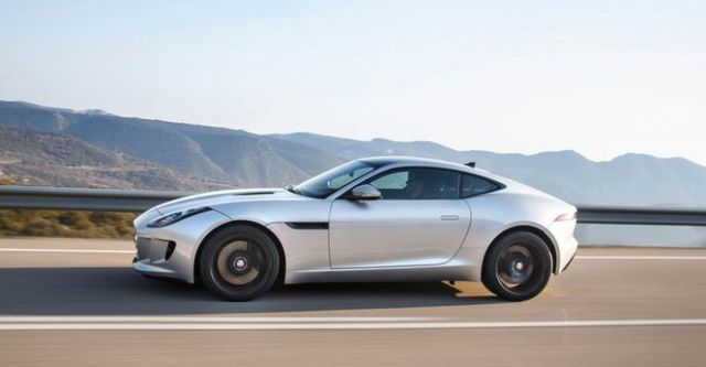 2016 Jaguar F-Type Coupe 3.0 V6  第3張相片