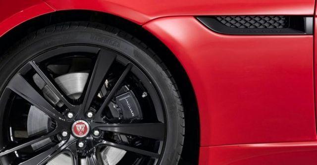 2016 Jaguar F-Type Coupe 3.0 V6  第6張相片