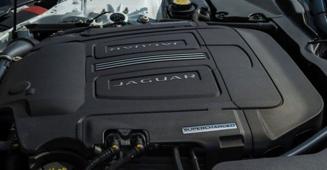 2016 Jaguar F-Type Coupe 3.0 V6  第10張相片