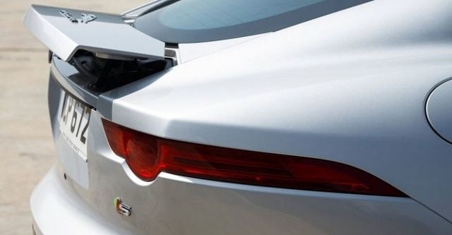 2016 Jaguar F-Type Coupe 3.0 V6 S  第5張相片