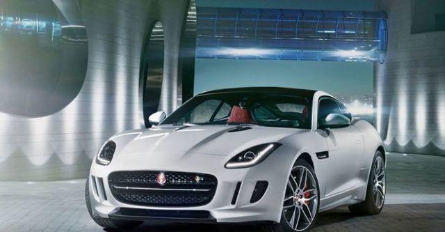2016 Jaguar F-Type Coupe R 5.0 V8  第3張相片