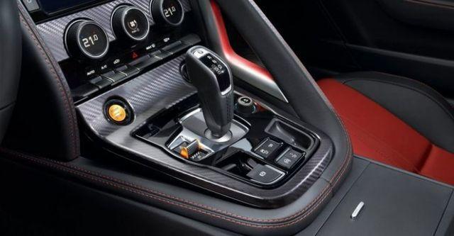 2016 Jaguar F-Type Coupe R 5.0 V8  第7張相片