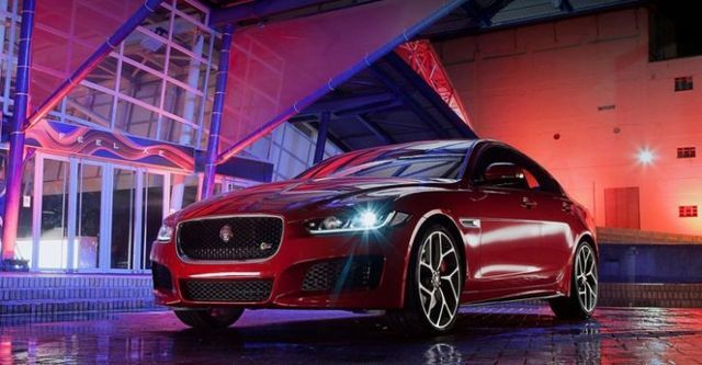 2016 Jaguar XE S  第1張相片