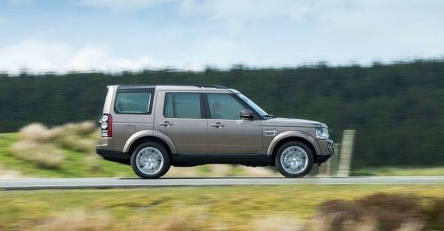 2016 Land Rover Discovery 3.0 SDV6 Graphite HSE  第4張相片