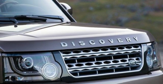 2016 Land Rover Discovery 3.0 SDV6 Graphite HSE  第7張相片