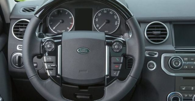 2016 Land Rover Discovery 3.0 SDV6 Graphite HSE  第9張相片